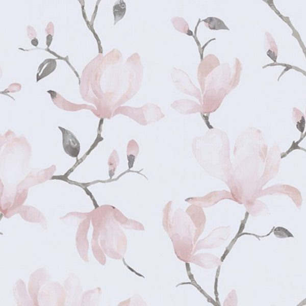 Waterflower Dusky Roller Blind 2
