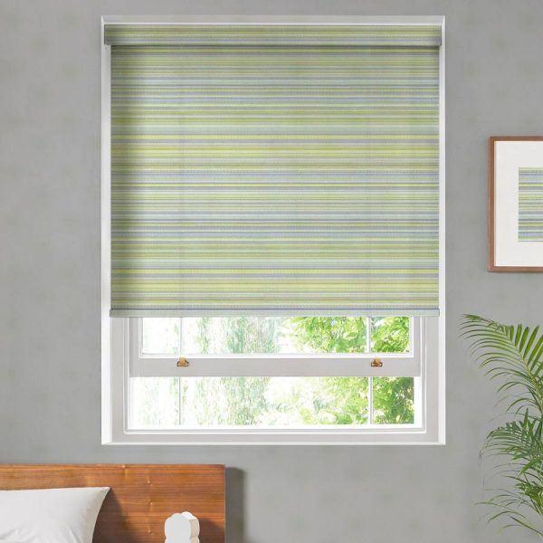 Cambridge Mint Roller Blind 1
