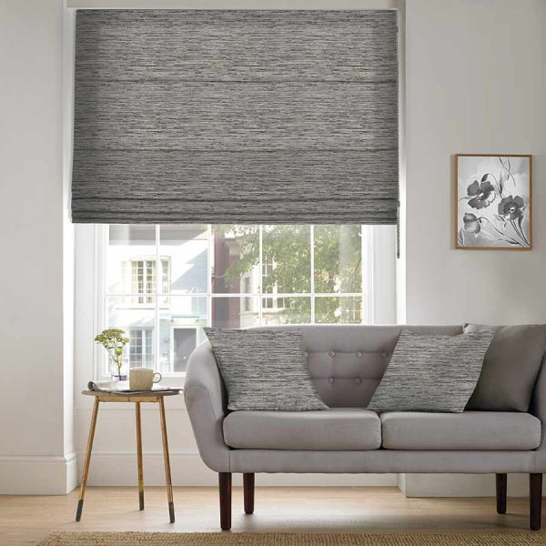 Calico Fossil Roman Blind 1