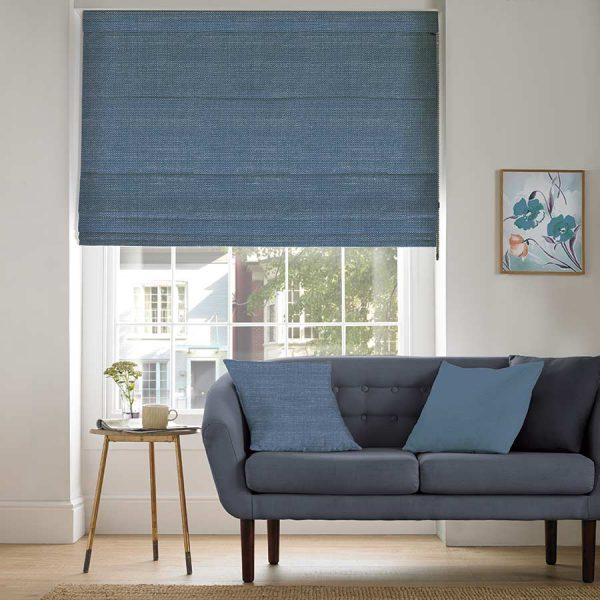 Plains Denim Roman Blind 1