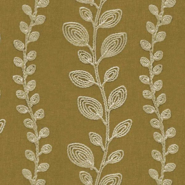 Tendril Merigold Roman Blind 2
