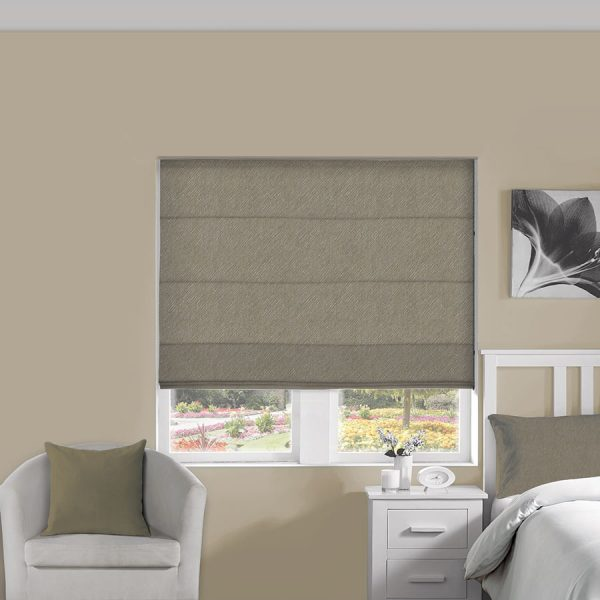 Margery Tree Roman Blind 1